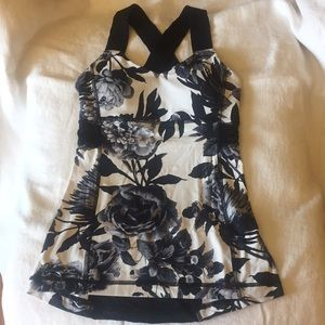 Tennis short tank top